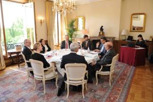 REIsearch Steering Committee Meeting
