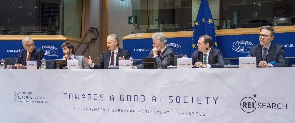 Towards a Good AI Society Summit_DSC_3494